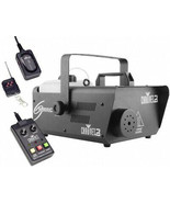 Chauvet DJ Hurricane 1600 Fog Machine W/ Wired and Wireless Remote - $316.95