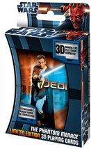Star Wars Phantom Menace 3-D Lenticular Deck in Tin - $7.00