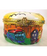 San Francisco City Hinged Trinket Box - €4,37 EUR