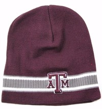 Texas A&M Aggie's NCAA Team Logo Winter Cap Beanie Toque - $14.24