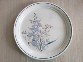 Keltcraft Noritake dinner plate 9109 floral butterflies - $10.95
