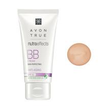 Avon True Nutra Effects ANTI AGEING BB Cream SPF15 - 30ml - Active Seed ... - $13.99