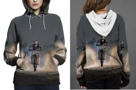 Breaking The Water Motocross Hoodie Women - £35.56 GBP+