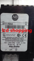 Used Panelview 550 2711-K5A2 in good condition  DHL/FEDEX Ship - $741.00