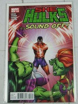 She-Hulks (Marvel) #3 2011 Bagged and Boarded - C5261 - $1.99