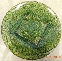 Vintage Green Platter and Plates - $75.00