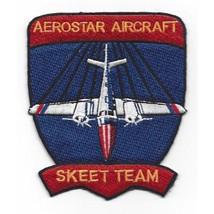 Usaf Piper Aerostar Aircraft Military Patch Skeet Team - $11.87