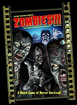 Zombies Third Edition Board Game - $30.19
