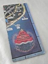 Santa Barbara California Brochure City Tourist Souvenir Scrapbook Ads Ma... - $9.89