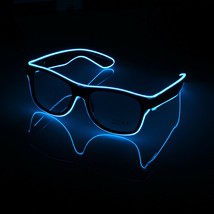 Flashing Sunglasses Glasses LED Party Festival Glowing  - $5.95