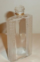 Rare 1920'S Les Parfums Marly Empty Collectible Perfume Bottle - $119.00