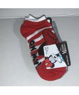 New Disney Minnie Mouse Girls Socks 6 Pack No Show Size Medium 10 1/2-4 - $6.78