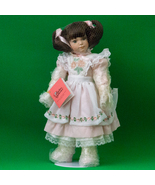 """Paradise Galleries Premiere Edition """"Candy Kids"""" Porcelain Doll By Phyll... - $16.95"""