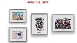 Jump 50th Exhibition Vol.3 Original duplication One Piece Naruto Set of ... - $2,031.86