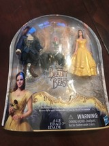 Disney Beauty And The Beast Enchanted Rose Scene Ships N 24h - $16.64