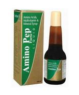 Amino Pep Forte Amino Acids Multivitamin & Mineral Syrup Liquid - $20.00