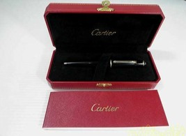 Cartier pen box with instructions From Japan F/S Used in good condition - $376.19
