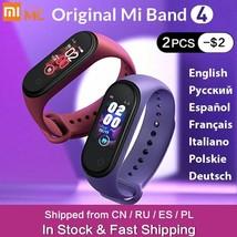 Original Xiaomi Mi Band 4 Smart Bracelet Heart Rate Global Version+NFC Version - $39.65