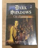 Dark Shadows - The Beginning #5 (DVD 4-Disc Set) NEW SEALED JONATHAN FRID - $23.70