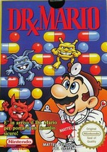 Dr. Mario (NES *Cartridge Only* 1985, Nintendo) Usually ships within 12 ... - $6.82