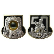 "NAVY 2"" APOLLO 11 50TH ANNIVERSARY MOON LANDING 2"" CHALLENGE COIN  - $28.49"