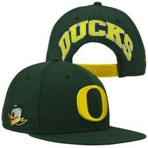 Nike Oregon Ducks Player's True Snapback Hat - Green - £11.73 GBP