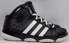 Adidas adiPure Men's Basketball Shoes Size US 10.5 M (D) EU 44 2/3 Black G49055