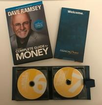 Dave Ramsey FPU Financial Peace University 10 CD Set Blue Case w/ HC Boo... - $24.75