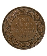 1920 Canada Large Cent Actual Photos - €5,00 EUR