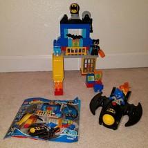 LEGO Duplo 10545 Batman Catwoman Super Heroes Batcave Adventure 59pc COM... - $49.45