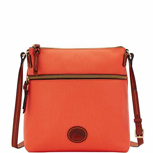 Dooney & Bourke Nylon Crossbody Bag Coral