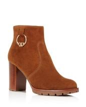 Tory Burch Women's Sofia Logo Ring High Heel Booties - NEW - Size US 10 M - $246.51