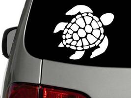 Sea Turle Enviromental Vinyl Decal Car Window Wall Sticker Choose Size Color - $1.80+