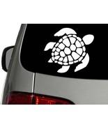 SEA TURLE ENVIROMENTAL Vinyl Decal Car Window Wall Sticker CHOOSE SIZE C... - $1.90+