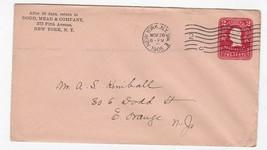 DODD, MEAD & COMPANY NEW YORK NY NOVEMBER 28 1905 - $1.98
