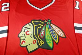 STAN MIKITA / NHL H.O.F. / AUTOGRAPHED CHICAGO BLACKHAWKS CUSTOM JERSEY / COA image 2