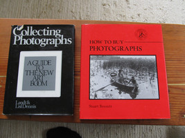 Lot of Two Books on Photo Collecting - $11.88