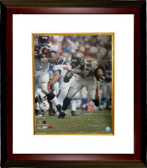 Primary image for Carnell Williams signed Tampa Bay Bucaneers 16X20 Photo Custom Framed- Williams