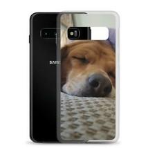 Napping Beagle Samsung Case - $17.50