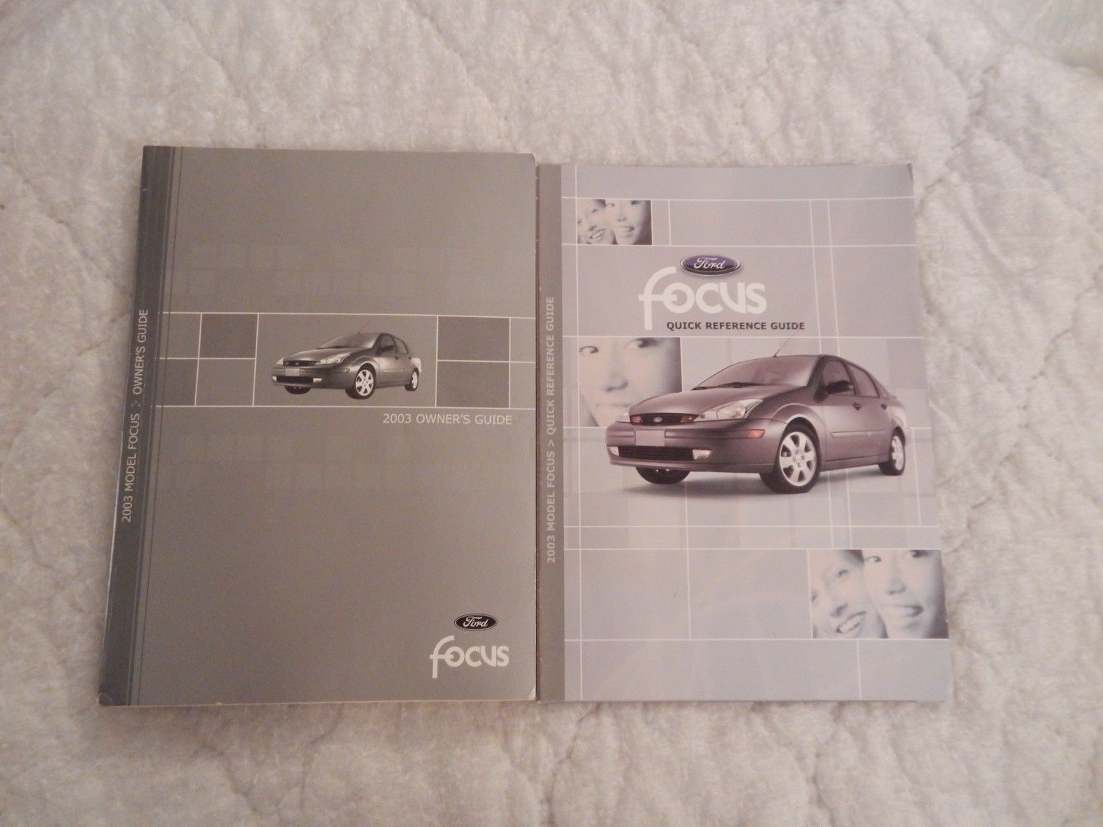 2003 ford focus owners manual with binder and 50 similar items rh bonanza com ford focus owners manual 2013 ford focus owners manual 2015