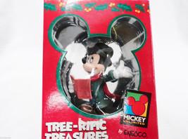 Disney Mickey Mouse  Ornament Christmas Carol E... - $14.84