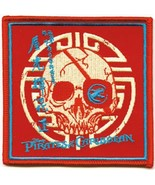 Pirates of the Caribbean III Skull & Name Logo Patch NEW UNUSED - $9.74