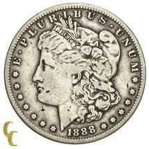 1888-S de Plata Morgan Dólar (Muy Fino, MB Estado) - $171.96