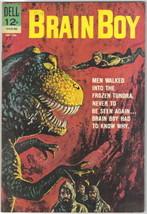 Brain Boy Comic Book #3 Dell Comics 1963 FINE to FINE+ - $24.11