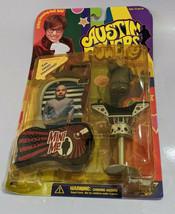Austin Powers Mini Me Action Figure Chair & Sound McFarlane Toys Verne T... - $19.75