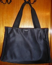 Kate Spade New York Black Nylon Diaper Bag Tote - £39.28 GBP