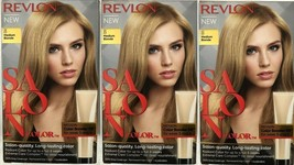 (Pack of 3) Revlon Salon Color Color Booster Kit Medium Blonde - 8 - New ! - $29.69