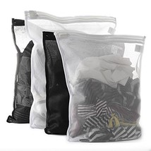 Tenrai Delicates Laundry Bags, Bra Fine Mesh Wash Bag, Zippered, Protect... - $13.11