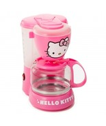 Super Cute! Hello Kitty Coffee Maker NEW - $34.97