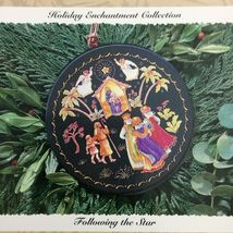 Keepsake Ornament Holiday Enchantment Collection Following The Star Showcase image 4